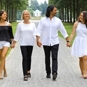 Familien Fotoshooting Orangerie Kassel
