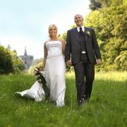 Hochzeitsfoto Herkules Bergpark Wilhelmshöhe Kassel